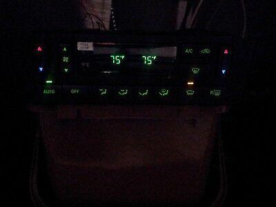 95 96 97 FORD EXPLORER EATC AUTO AC TEMPERATURE CONTROL F67H-19C933-AG