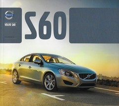 2013 Volvo S60 sales brochure catalog 13 US T5 T6 AWD R-Design  - $8.00