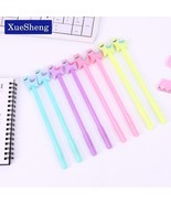 XUES® 1PC/Lot Cartoon Alpaca Sheep Gel Pen Black Ink Signature Pen Lovel... - $1.78