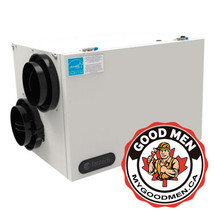 Fantech SHR 2004 201 cfm Aluminum Core 24 ga Heat Recovery Ventilator - €813,13 EUR