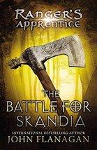 The Battle for Skandia: Book Four (Ranger's Apprentice) [Paperback] Flanagan, Jo image 1