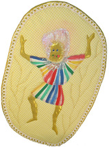 Terpsichore: Quilted Art Wall Hanging - $305.00