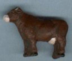 Ceramic Cow Bead - $5.00
