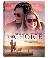 The Choice [DVD + Digital] - $5.28