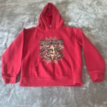 Youth Size XL run small 10-12 Cowboy Hardware Team Ropin Rebel Hoodie Sw... - $22.00