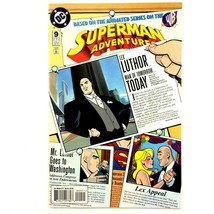 Superman Adventures #9 DC 1997 VF+ Animated Series - $3.91