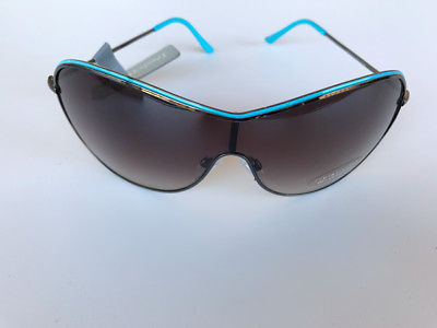 Primary image for Ladies Blue Gun Metal 100% UV Protection Sunglasses By Relativity New
