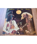 Led Zeppelin Children Of The Moon Los Angeles Forum 2 Lp 1975 Physical G... - $29.99