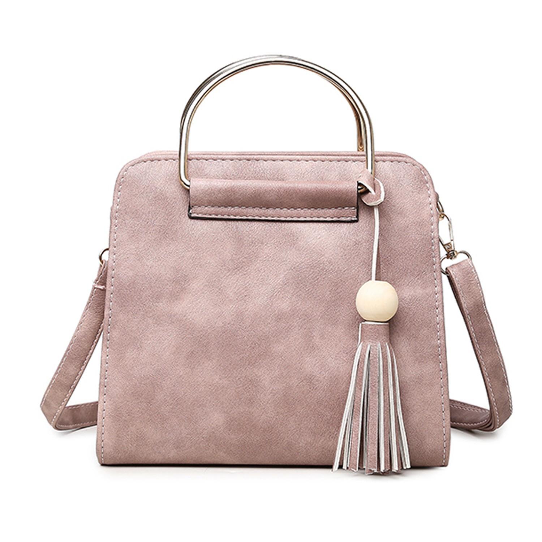 Fashion PU Leather Women Bags Handbag Women Famous Brands 2017 Women Shoulder