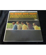The Beach Boys Today Capitol DT-2269 Duophonic Record Album LP W/ Origin... - $24.99