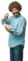 Rasta Imposta Bob Ross Painter Palette Kit Adult Mens Halloween Costume GC3815 - £24.07 GBP