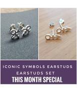 Abagnale_tan Earrings sample item