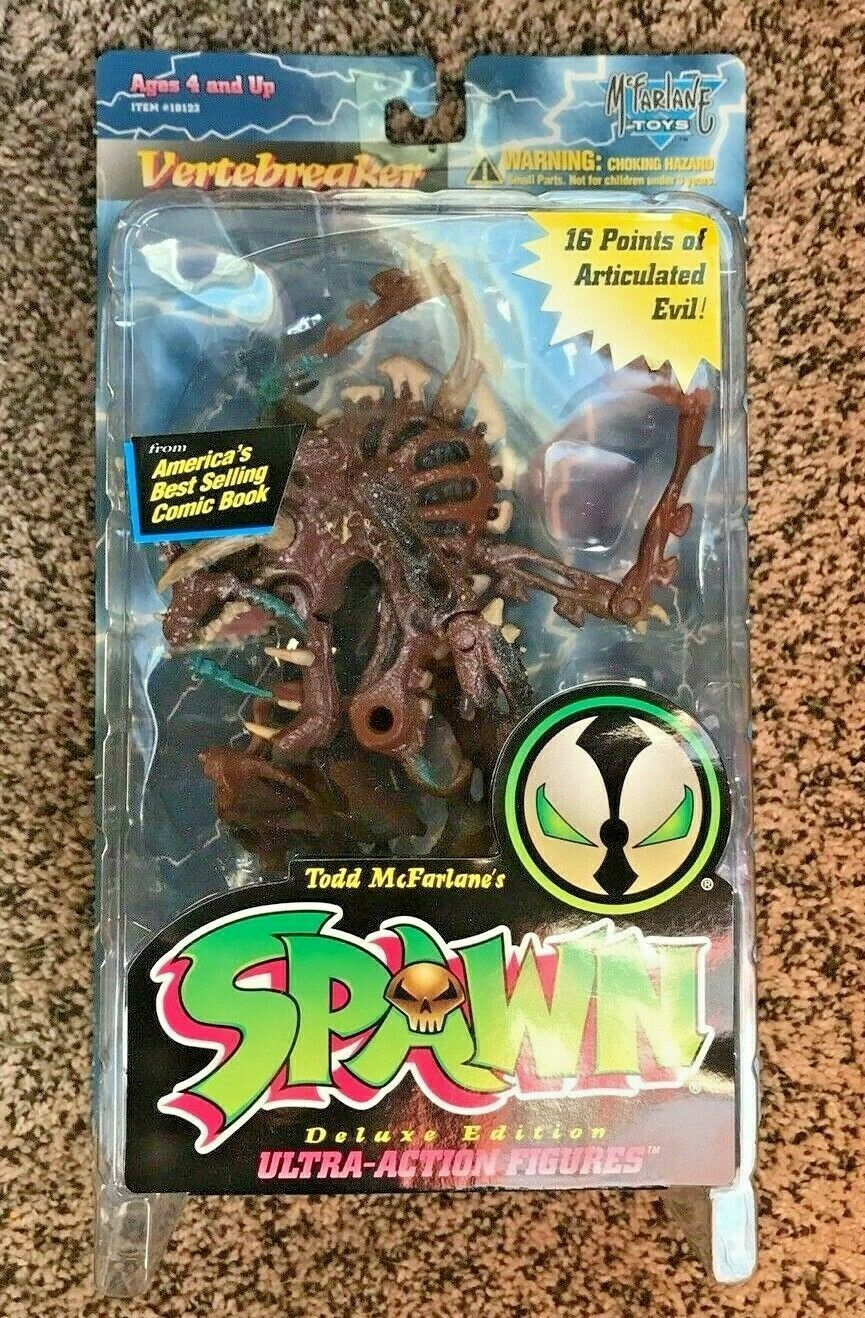 Primary image for NIB Todd McFarlane's Spawn VERTEBREAKER Deluxe Action Figure SERIES 3