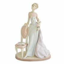 LLADRO PORCELAIN FIGURINE 1495 LADY OF TASTE - $399.95