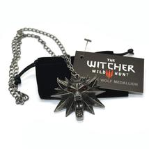 UQBING, The Witcher 3 Wild Hunt Pendant / Medallion with Chain and Bag -... - $8.20+