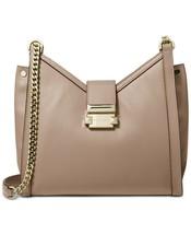 d6dbc36f52656f Nwt Michael Michael Kors Whitney Small Leather Chain Shoulder Bag Truffle -  $164.47
