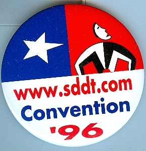 Primary image for San Diego 1996 Republican Convention Pinback Button