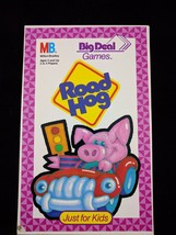 Vintage Road Hog Board Game Milton Bradley 1987 #4832 Ages 5 and up - $8.33
