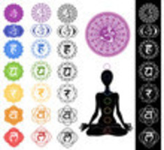 ALIGN YOUR CHAKRAS REMOTE DISTANT HEALING REIKI 7 DAYS SESSIONS - $75.00