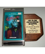 Cutthroats, Vintage  Computer Game Book, Infocom - $56.00