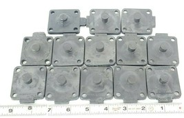 """LOT OF 13 NEW ASSORTED SAUNDERS / DIAPHRAGM DIRECT DN15 1/2"""" DIAPHRAGMS image 1"""