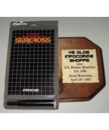 Starcross, Vintage  Computer Game Book, Infocom - $56.00