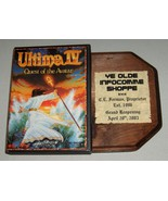 Ultima IV: Quest of the Avatar, Vintage PC-9801... - $78.00