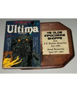 Ultima III, Vintage  Computer Game Book - $28.00