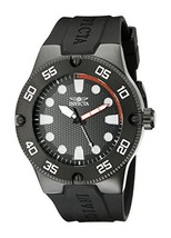 Invicta Men's 18026SYB Pro Diver Stainless Steel Watch with Black Band - $71.92