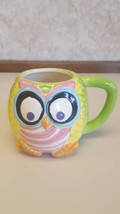 Owl Coffee Mug - $9.95