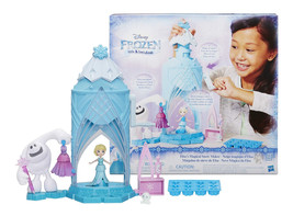 Disney Frozen Little Kingdom Elsa's Magical Snow Maker New in Box - $14.88