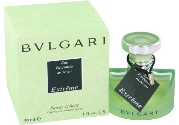 Bvlgari Au Parfumee Au The Verte Extreme 1.0 Oz Eau De Toilette Spray