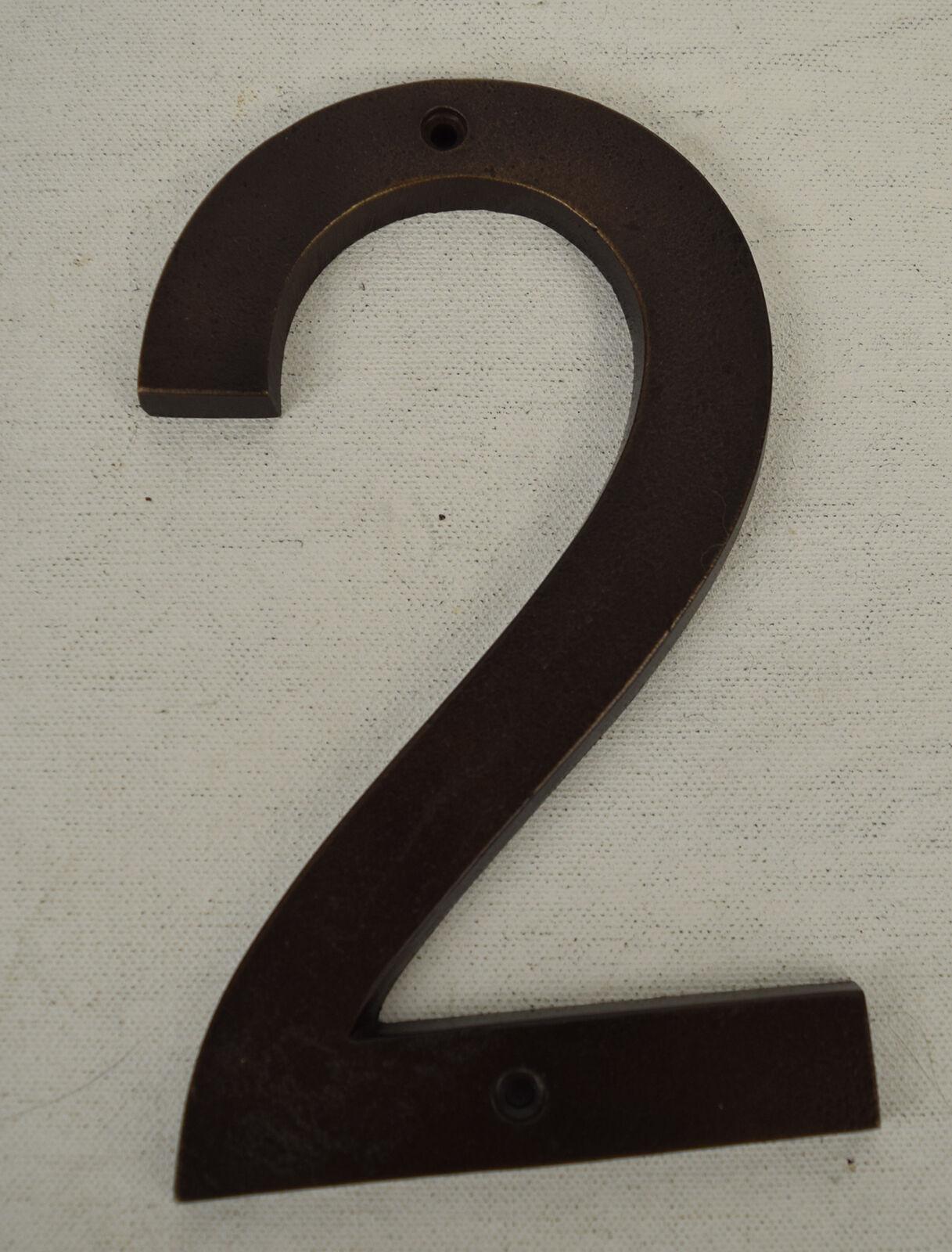 Hamilton Sinkler Heritage House Number Two Bronze - $29.06