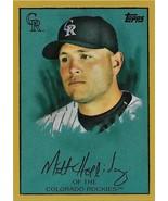 Matt Holiday Topps 2008 #TCP3 T205 Colorado Rockies St. Louis Cardinals ... - $0.75