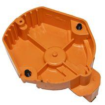 Distributor Cap w/ Rotor & Coil Cover Kit SBC BBC Chevy 65K Coil 8 CYL Orange image 8