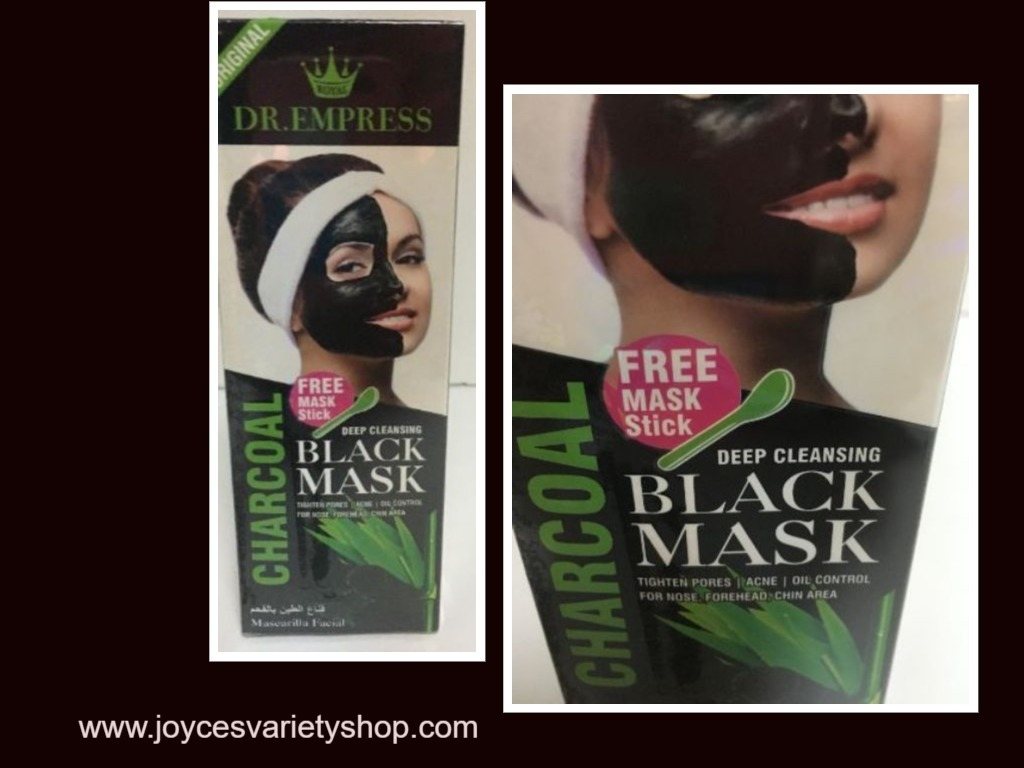 Primary image for Dr. Empress Black Mask Deep Cleaning Tightens Pores 4.05 OZ