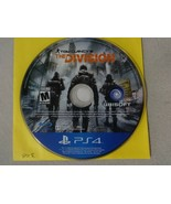 EUC The Division Sony Playstation 4 PS4 Game Disc Only Free Ship - $13.85
