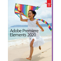 Adobe Premiere Elements 2020, DVD Download, [PC/Mac Disc] #65299421 - Ne... - $79.95