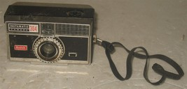 Vintage Kodak Instamatic 304 Kodar Lens Film Camera Untested Prop Display - $18.81