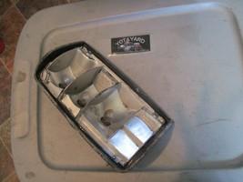 84-88 TOYOTA PICKUP BLACK DRIVER LEFT TAIL LIGHT HOUSING YOTA YARD - $29.70
