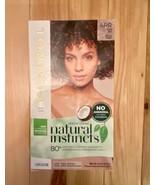 Clairol Natural Instincts Ammonia Free 4RR Dark Red Hair Dye Lasts 28 Wa... - $14.96