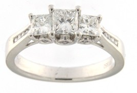 John laughter jewelry Women's .950 Platinum Solitaire ring - $2,499.00