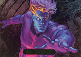 Marvel Masterpieces PowerBlast 2 of 9 - Archangel - $2.39