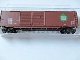 Micro-Trains # 07800160 Grand Trunk Western  50' Auto Box Car N-Scale image 1