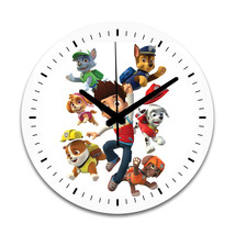 Paw Patrol Home Bed Room Decor Round Wall Clock - $27.99