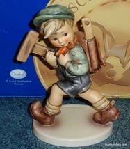 """The Little Architect"" Goebel Hummel Figurine #410/I TMK8 With Box - GIFT! - $203.69"