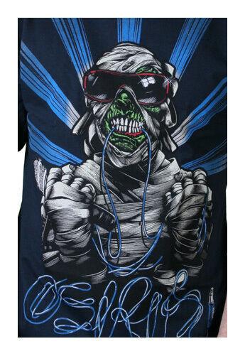 Osiris Chaussures Hommes Marine Refroidir Zombie Maman Soleil T-Shirt M Nwt