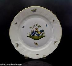 "Herend Chanticleer - Motif #3 - 10.5"" Dinnerplates,  Set of 4, 1524-0-00... - $600.00"