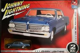 Johnny Lightning AMT 1:25  1964 Pontiac GTO Model Kit W/ Bonus Diecast # 38462 - $48.99