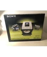 Sony DVDirect VRD-MC5 DVD Recorder (2.5 inch) - Black - NIB Free Shipping - $326.65